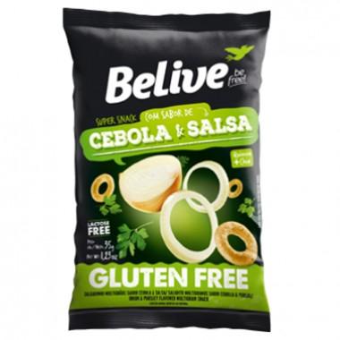 Snack Gluten Free 35g Belive
