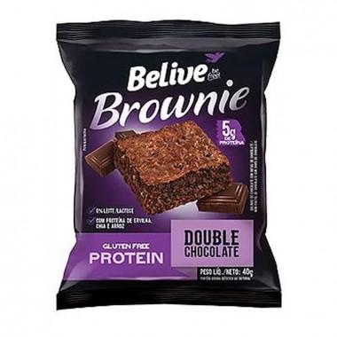 Brownie Gluten Free 40g Belive