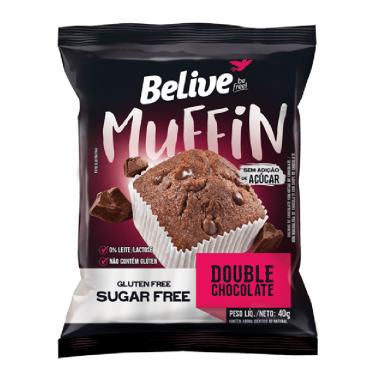 Muffin Gluten Free 40g Belive