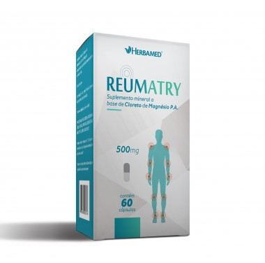 Reumatry 500mg 60 cápsulas Herbamed