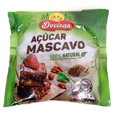 Açúcar Mascavo 500g Docican