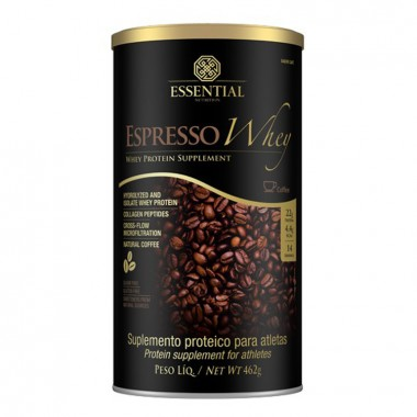 Espresso Whey 462g Essential Nutrition