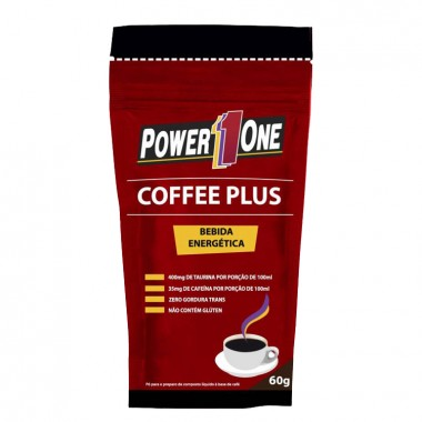 Coffee Plus 60g Power 1 One