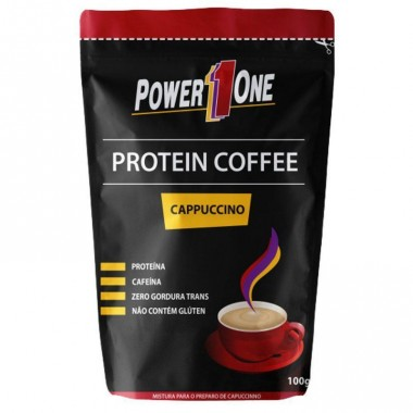Protein Coffee 100g Power 1 One