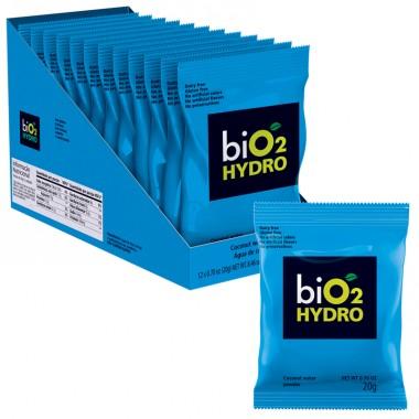 Bio2 Hydro 12 sachês de 20g Orgânic - Água de Coco