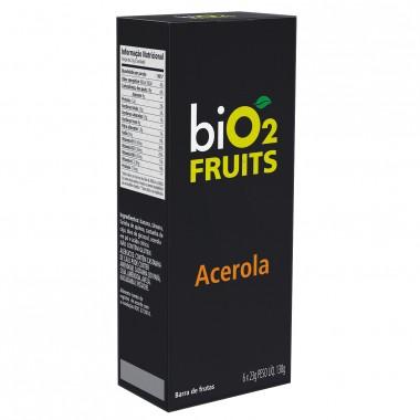 Barra Bio2 Fruits 6 barras Organic
