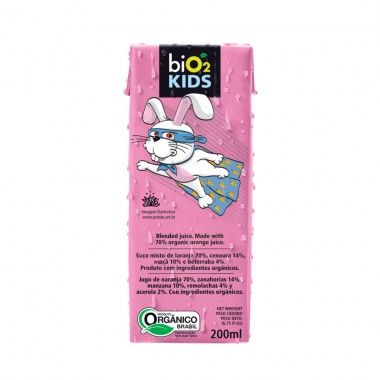 Bio2 Kids 200ml Bio 2 Organic
