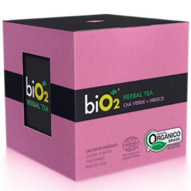 Bio2 Herbal Tea 13 sachês Organic