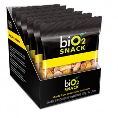 Bio2 Snack 6 sachês de 50g Organic