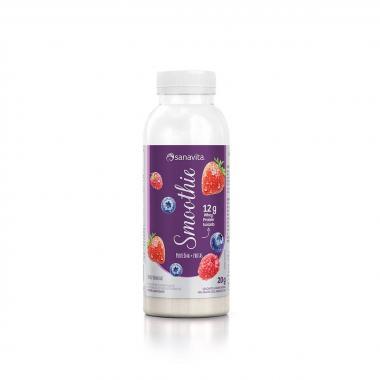 Smoothie Proteína + Fruta 20g Sanavita