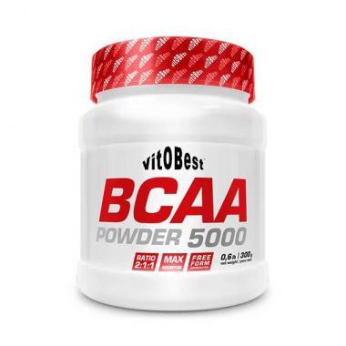 BCAA 5000 Powder 300g Vit O Best