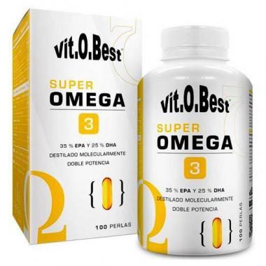 Omega 3 100 cápsulas Vit O Best
