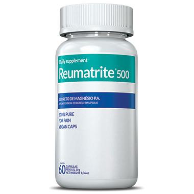 Reumatrite® 500 60 Cápsulas (Cloreto de Magnésio) - Inove Nutrition