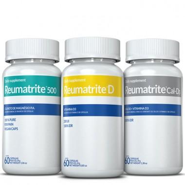 Reumatrite® 500 + Reumatrite® Cal-D3 + Reumatrite®D