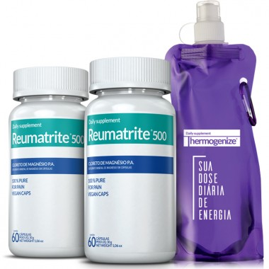 Kit 2 Reumatrite® 500 + Squeeze Inove Nutrition