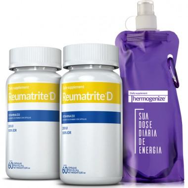 Kit 2 Reumatrite®D + Squeeze Inove Nutrition