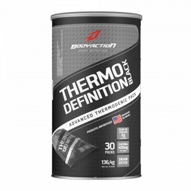 Thermo Definition Black 30 packs Body Action