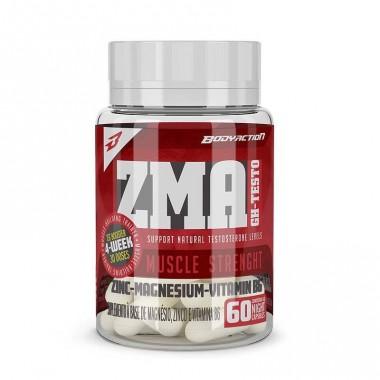 ZMA GH Testo 60 cápsulas Body Action