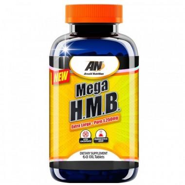 Mega HMB 1250mg 60 tabletes Arnold Nutrition