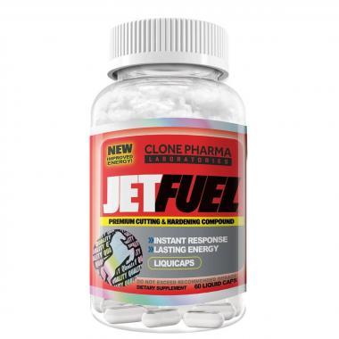 Jet Fuel 60 cápsulas Clone Pharma