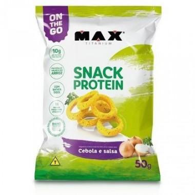Snack Protein 50g Max Titanium
