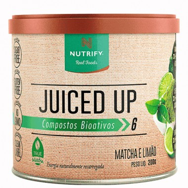 Juiced Up 200g Matcha Nutrify