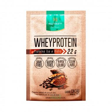 Whey Protein 30g sachê Nutrify