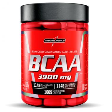 BCAA 3900Mg 100 tabletes Integralmédica
