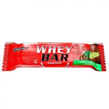 Whey Bar 40g Integralmédica