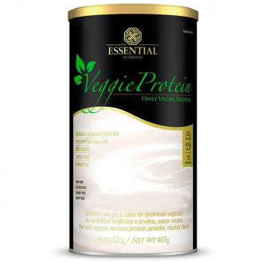 Veggie Protein Neutro 405g Essential Nutrition