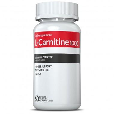 L-Carnitine 1000 60 cápsulas Inove Nutrition
