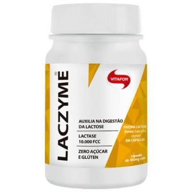 Laczyme 60 cápsulas Vitafor