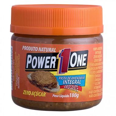 Pasta de Amendoim 180g Power 1 One