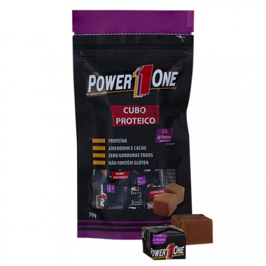 Cubo Proteico 70g (10 cubos) Power 1 One
