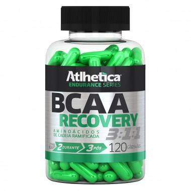 BCAA Recovery 3:1:1 120 cápsulas Atlhetica Nutrition
