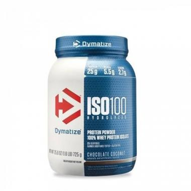 Whey Iso 100 Natural 725g Dymatize