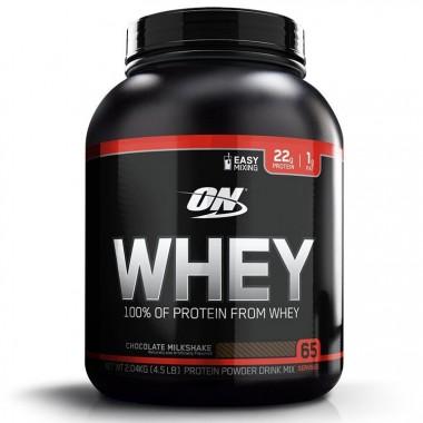 100% Whey Protein Black Line 2047g Optimum Nutrition