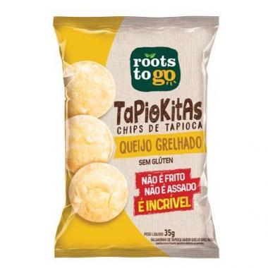 Tapiokitas Chips de Tapioca 35g Roots ToGo