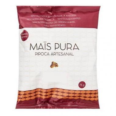 Pipoca Artesanal 75g Mais Pura