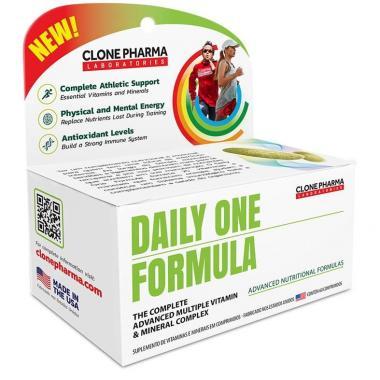 Daily One Formula 60 tabletes Clone Pharma
