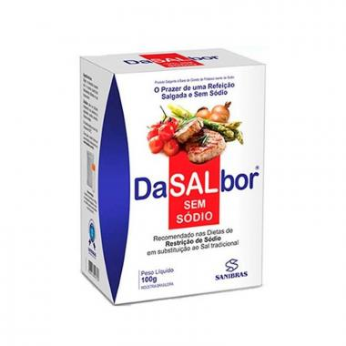 Dasalbor 120g Sanibras