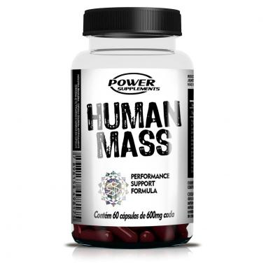 Human Mass 60 cápsulas Power Supplements