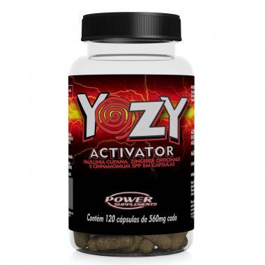 Yozy Activator 120 cápsulas Power Supplements