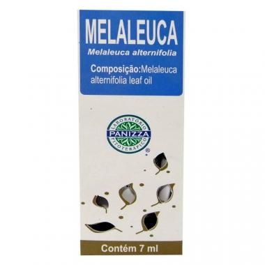 Óleo de Melaleuca essencial para massagens 7ml Panizza