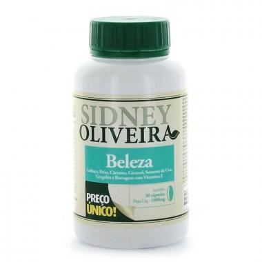 Beleza 1000 Mg - Sidney Oliveira 30 Cápsulas