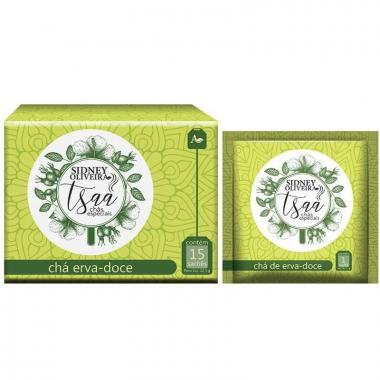 Chá de Erva-Doce Tsaa 15 Sachês 22,5g