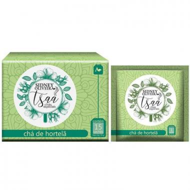 Chá de Hortelã Tsaa 15 Sachês 15g