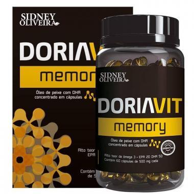 Doriavit Memory 500mg 60 Cápsulas