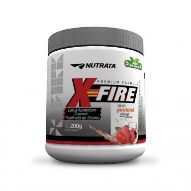 X-Fire 200g Nutrata - Guaraná