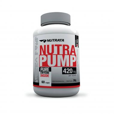 Nutra Pump 60 cápsulas Nutrata
